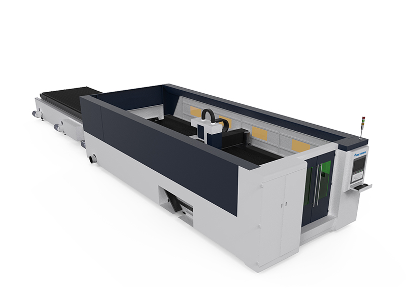 лазерна машина за рязане на лъчи