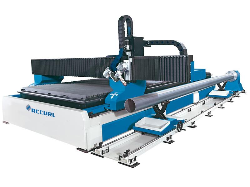 машина за рязане на плазмени тръби