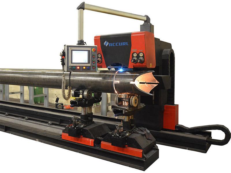 машина за рязане на тръби за продажба